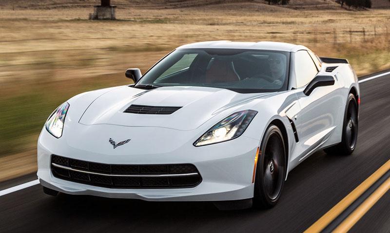 Chevrolet Corvette Stingray 2016